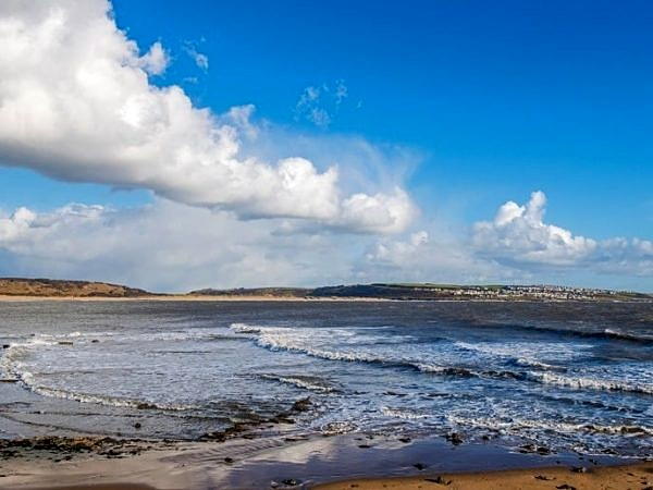 Newton Beach Porthcawl South Wales