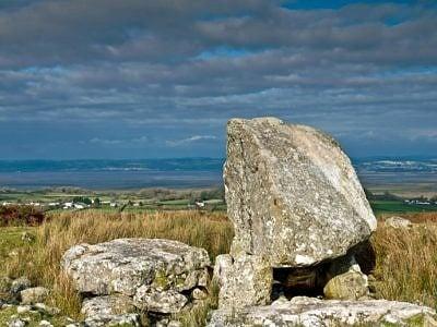 Arthur's Stone Cefn Bryn Ridge Gower Peninsula