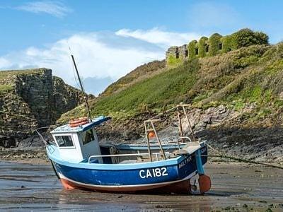Abercastle Beach Pembrokeshire Coast