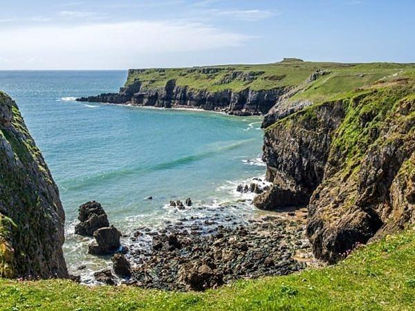 Pembrokeshire Coast St Govan's Head