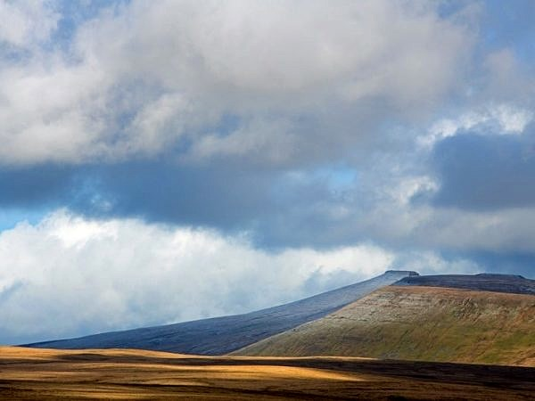 Central Brecon Beacons South Wales