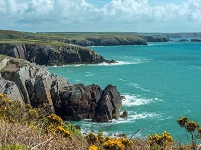 Pembrokeshire Coast at Porthclais