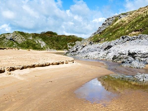 Broad Haven South Beach Pembrokeshire