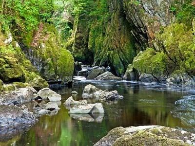 Fairy Glen Betws y Coed North Wales