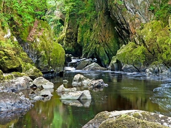 Fairy Glen Betws y Coed North Wales