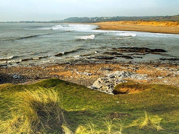 River Ogmore Estuary Glamorgan Heritage Coast