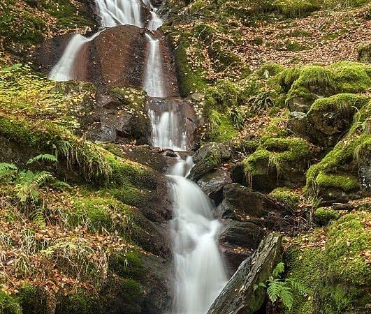 Nant Gwyllt Waterfall Claerwen Valley CoW_DSC5385