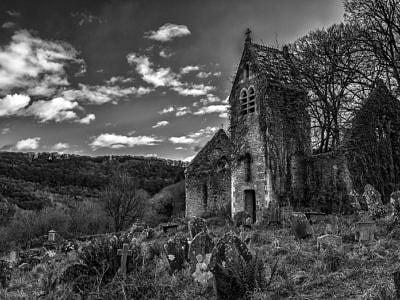 St Marys Church Tintern Monmouthshire