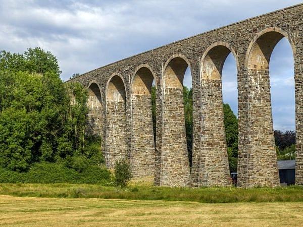 Cynghordy Viaduct near Llandovery Carmarthenshire