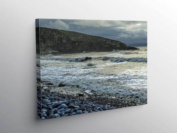 Dunraven Bay Glamorgan Heritage Coast, Canvas Print
