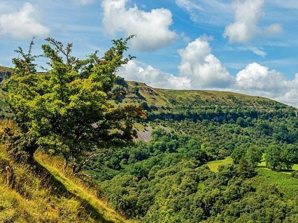 Llangattock Escarpment Brecon Beacons