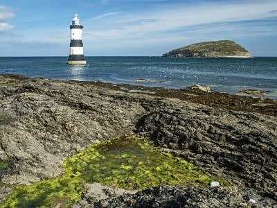 Penmon Lighthouse Anglesey