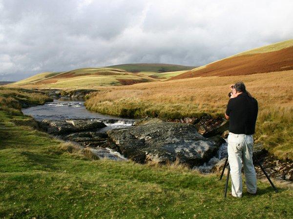 Nick Jenkins Landscape Photographer