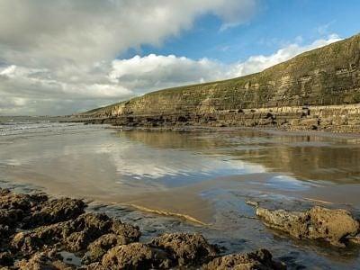 Dunraven Bay Glamorgan Heritage Coast