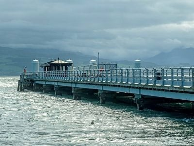 Beaumaris Pier Beaumaris on Anglesey
