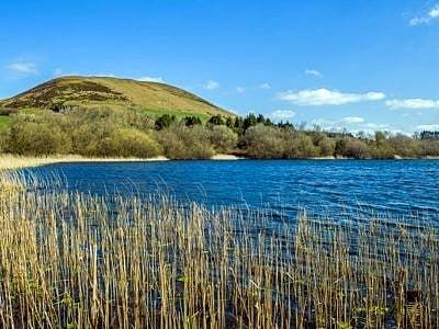 Llanbwchllyn Lake Radnorshire Powys