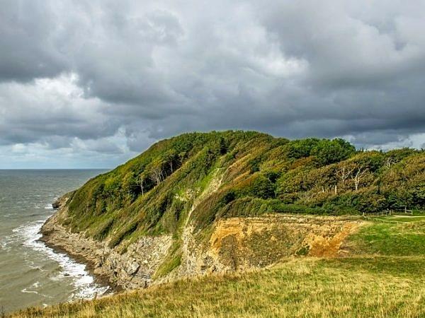 Trwyn y Witch Southerndown Glamorgan Heritage Coast