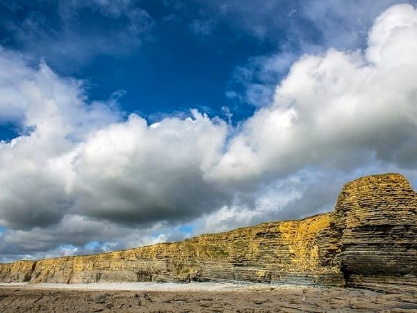 The Cliffs at Nash Point