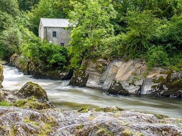 Cenarth Falls Carmarthenshire