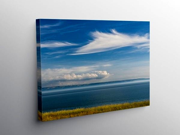 The View from Southerndown to Devon, Canvas Print