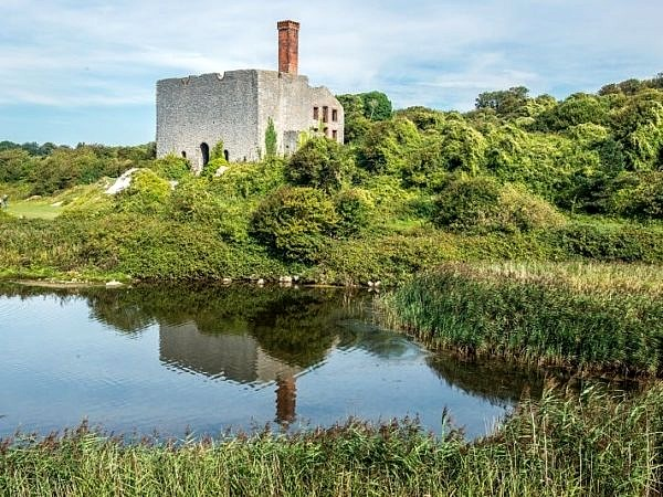Aberthaw Nature Reserve and Old Limeworks