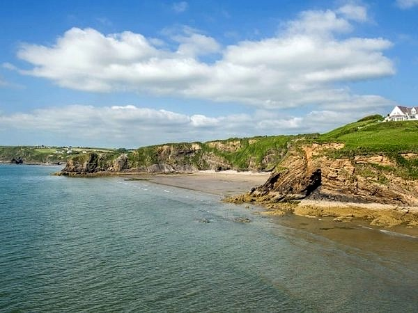 Settlands Beach Little Haven Pembrokeshire