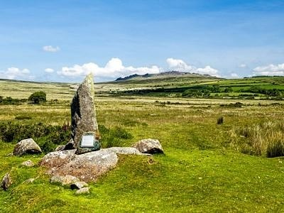 Foel Drygarn Preseli Hills Pembrokeshire
