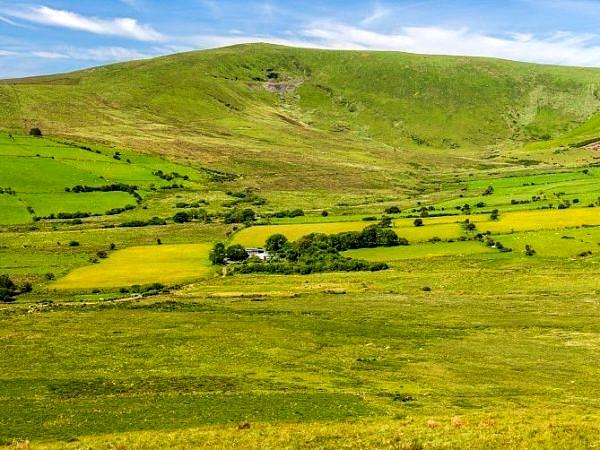 Foel Cwmcerwyn Preseli Hills Pembrokeshire