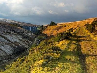The Upper Grwyne Fawr Valley