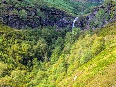 Blaenrhondda Waterfall Rhondda Fawr