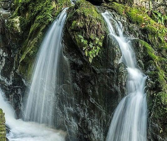 The Sychryd Falls at Pontneddfechan