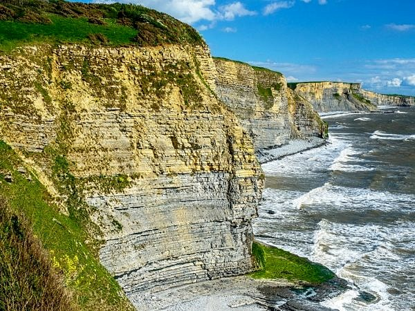 The Cliffs of the Glamorgan Heritage Coast