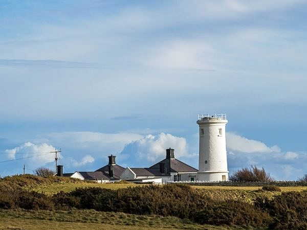 The Old Nash Point Lighthouse Glamorgan Heritage Coast