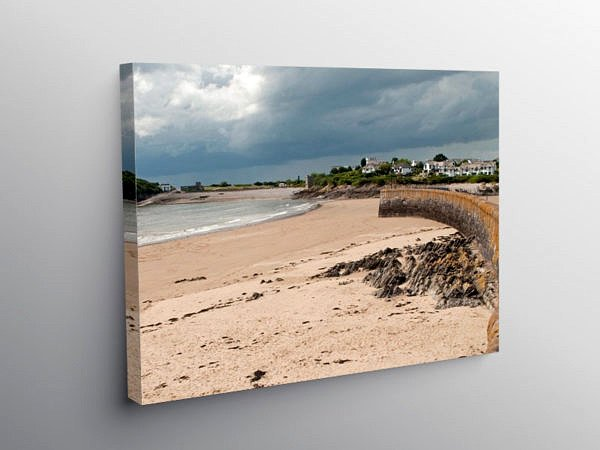 Watch House Point Barry, Canvas Print