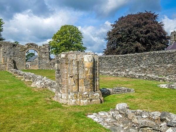 Abbey Cwm Hir Pontrhydfendigaid Ceredigion