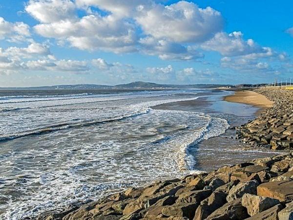 Aberavon Beach South Wales