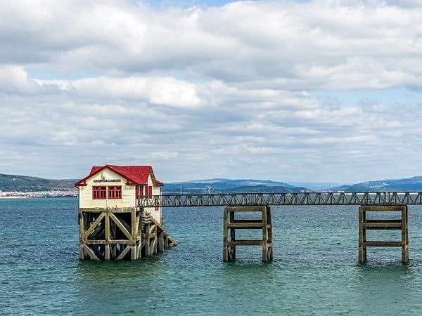 The Old Mumbles Lifeboat Station