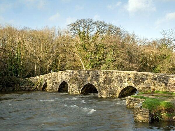 Merthyr Mawr Dipping Bridge Bridgend