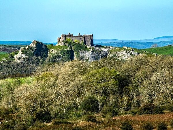 Carreg Cennen Castle Brynamman Road Carmarthenshire