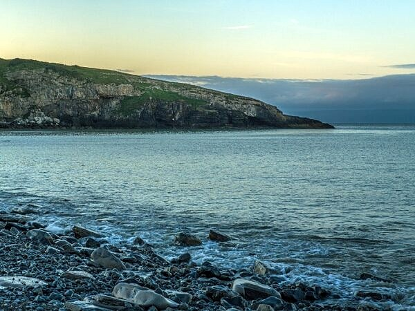 Early Morning at Dunraven Bay Glamorgan Heritage Coast