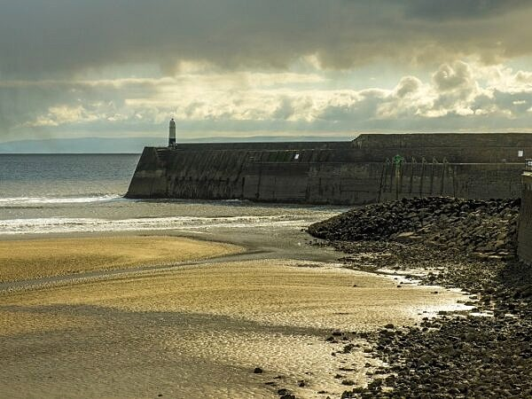 Porthcawl Pier and Lighthouse