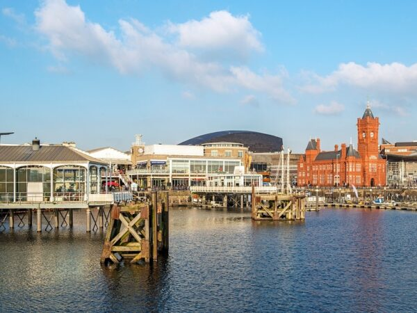 The Waterfront at Cardiff Bay