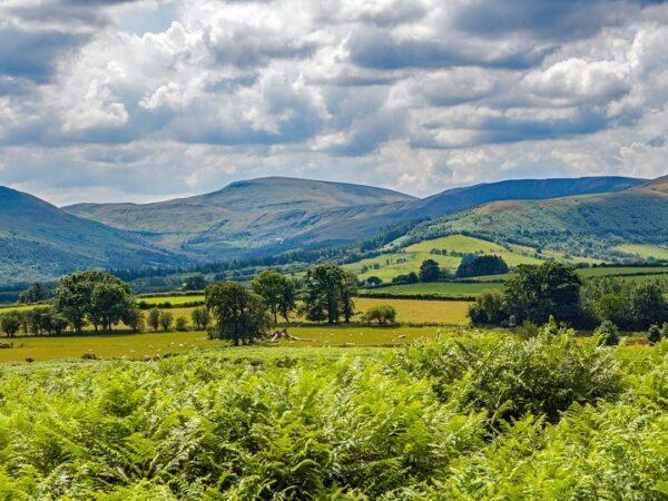 Fan Fawr Brecon Beacons South Wales