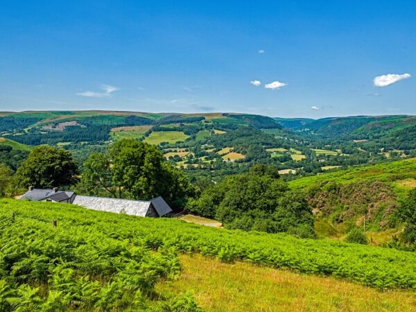 Upper Tywi Valley Carmarthenshire